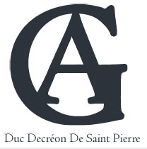 часы Duc Decreon De Saint Pierre