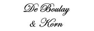 часы De Boulay & Korn