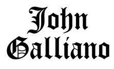 часы John Galliano