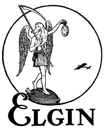 часы Elgin