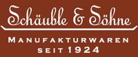 часы Schäuble & Söhne