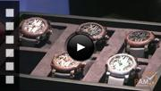 Презентация часов Romain Jerome на выставке BaselWorld 2012 (часть 1) Базель, Март 2012