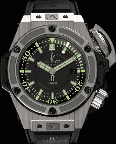 Hublot King Power Oceanographic 4000