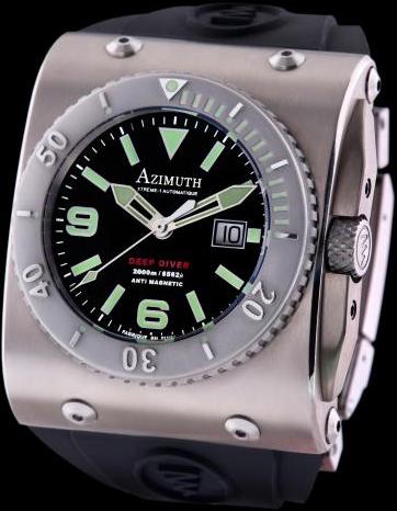 Azimuth XTREME-1 Deep Diver