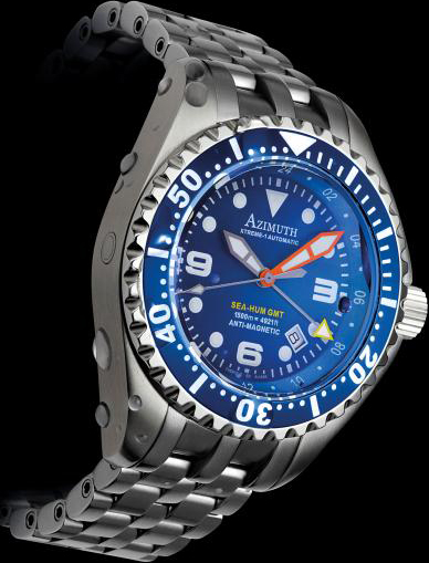 Azimuth XTREME-1 Sea-Hum GMT