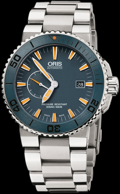 Oris Maldives Diver Limited Edition