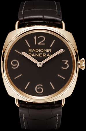 Panerai Radiomir 3 days Oro Rosa 47 mm