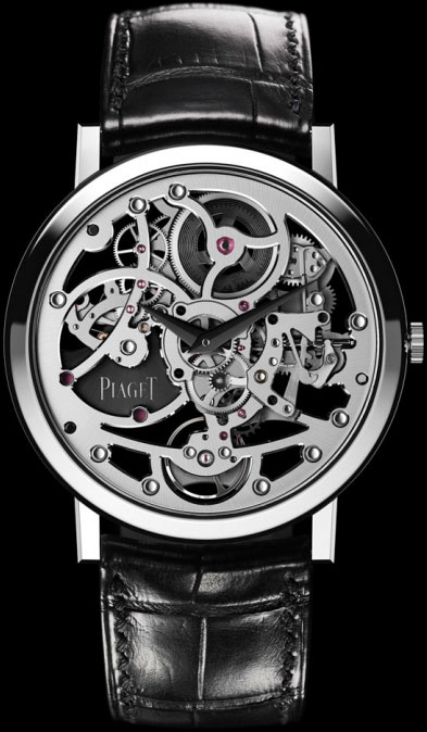 Piaget Altiplano Automatic Skeleton Ultra-Thin