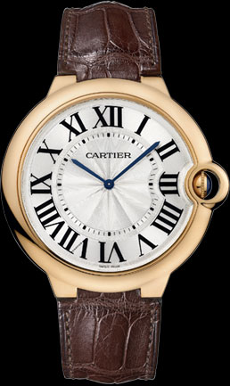 Cartier Balloon Bleu de Cartier Extra Plate