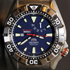 Новые дайверские часы M-Force SEL03001D от Orient