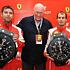 Компания Hublot стала часовым партнером Ferrari