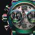 Новые «радужные» часы Swordfish Booster Iris от Graham