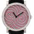 Новые женские часы Amazone Psychedelic Circles от Delaneau