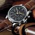 Часы Capeland в черном от Baume & Mercier