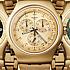 Золотые часы от Swatch