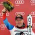 Дидье Куш выиграл соревнования по скоростному спуску в немецком Гармиш-Партенкирхене