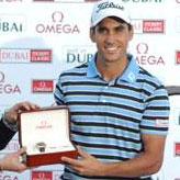 Omega - официальный спонсор международного турнира по гольфу Omega Dubai Desert Classic 2012
