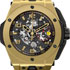 Новые часы Big Bang Ferrari Magic Gold и Big Bang Ferrari Titanium от марки Hublot на BaselWorld 2012