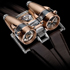 Baselworld 2012: MB&F � HM4 Thunderbolt RT