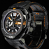 BaselWorld 2012: часы Hydroscaph Limited Edition Central Chronograph от компании Clerc