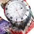Часы с ремешком-платком