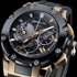 BaselWorld 2012: новая модель от компании Rebellion – часы Predator Chronograph Sectorial Second