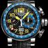 Новые часы Silverstone Stowe GMT Tracklighted от компании Graham
