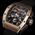 Новые лимитированные часы Richard Mille 011 Felipe Massa Flyback Chronograph «Red Kite»