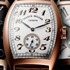 Новинка Vintage Curvex 7-Days Power Reserve от Franck Muller