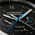 Officine Panerai ������������ ����� ���� Luminor 1950 Rattrapante 8 Days Titanio - 47 ��