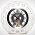 Jaeger-LeCoultre и Hermés представляют настольные часы Hermés Atmos Clock