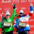 Микаэла Шифрин и Алексис Пинтуро были награждены Longines Rising Ski Stars