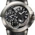 Новинка Ocean Dual Time Monochrome от Harry Winston