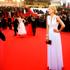 Рената Литвинова в часах Rado HyperChrome Glam Slam на красной дорожке Каннского кинофестиваля