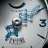 Часы с телескопическими стрелками – Ovale Pantographe от Parmigiani Fleurier