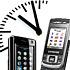 Статистика - заменяет ли часы мобильный телефон