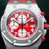 Новинка Royal Oak Offshore Chronograph Rhône-Fusterie от Audemars Piguet