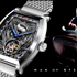 Memorigin Tourbillon Man of Steel: часы для супермена