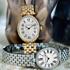 Часы от Frederique Constant с овальными корпусами