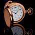 Новые часы Tourbillon with Three Gold Bridges Pocket от Girard-Perreguax