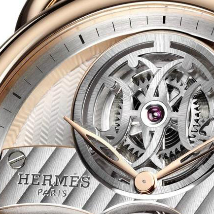 ������� Arceau Lift Tourbillon �� HERMÈS