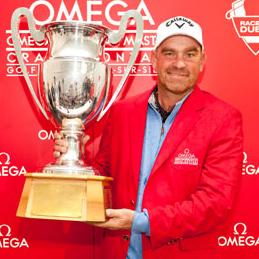 Томас Бьорн - король турнира Omega European Masters