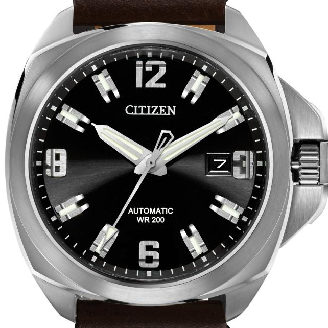Citizen представляет часы Signature Grand Touring Automatic