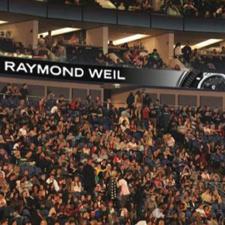 Raymond Weil - официальный партнер SSE Hydro