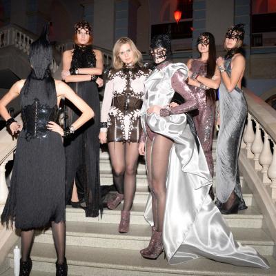 «Ника» участвовала в модном показе