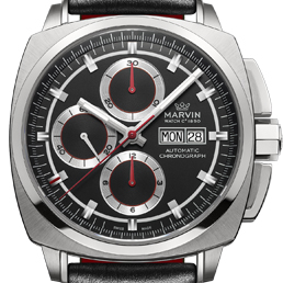 Malton Cushion Chronograph от Marvin