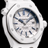 SIHH-2014: Royal Oak Offshore Diver White Ceramic �� Audemars Piguet