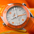 Мировая премьера OMEGA Seamaster Planet Ocean Orange Ceramic