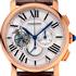 SIHH-2014: Rotonde de Cartier Tourbillon Chronograph �� Cartier