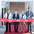Томас Бах и Николас Хайек открыли павильон OMEGA на территории Олимпийского парка